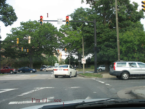 3 intersections