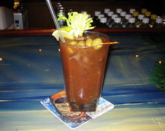 Spicy Bloody Mary by Early