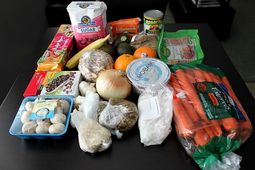 Grocery Challenge 11_12-18