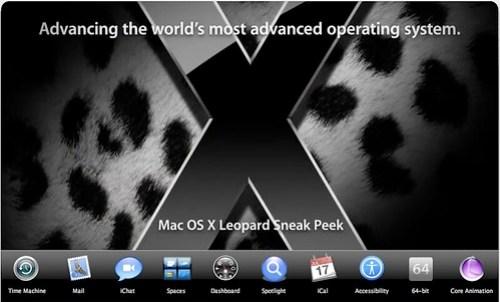Sneak Peek @ Leopard