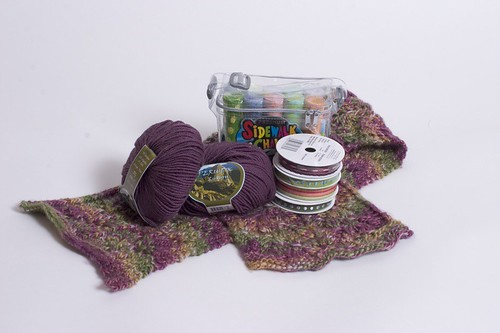 One Skein Package - August