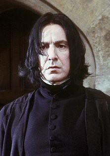 Snape Rickman