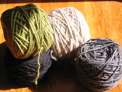 Yarn for Christmas Hats