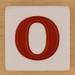 Appletters Letter O