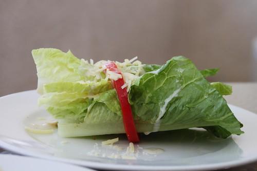 Paradisus Caesar Salad