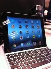 iPad & Zagg