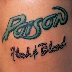 Flesh Blood Cover