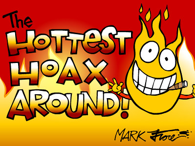 Hottest Hoax