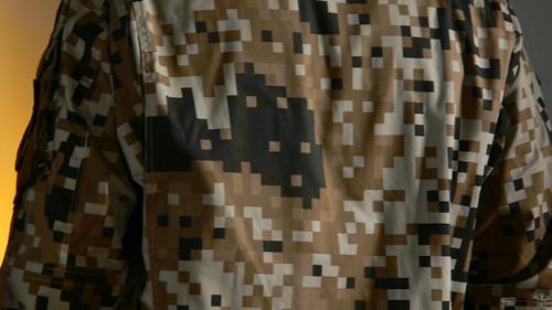 New Latvia's army uniform I Jaunā Latvijas armijas forma