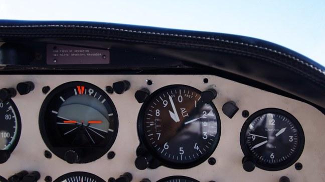 18,940 feet on the altimeter