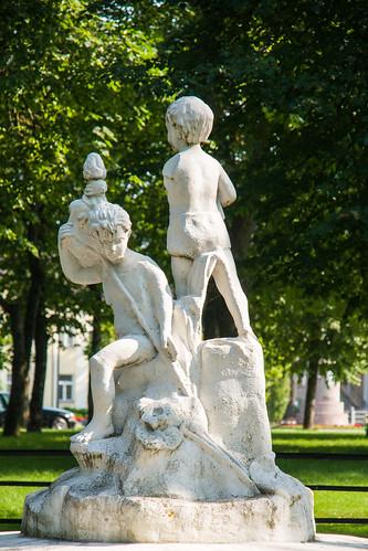 Fontano skulptūra