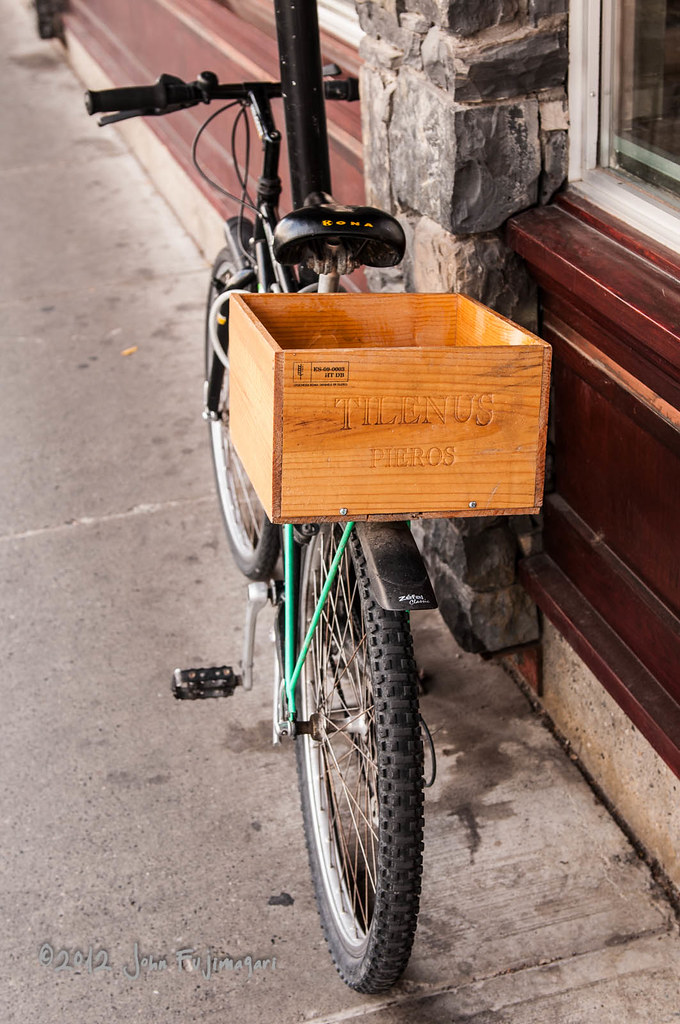 Bike And Box