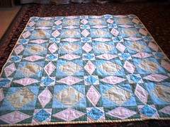 Quincy whole quilt