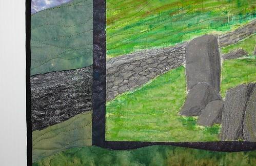 Cumbria detail - wall