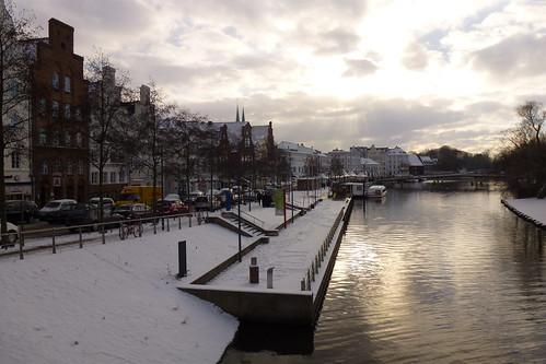 Trave i Lübeck