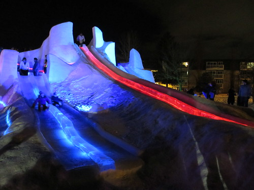 Ice on Whyte 2013