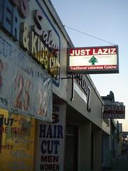 Just Laziz