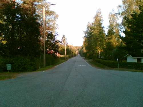 Road to work
