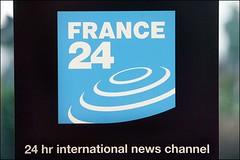France 24's logo