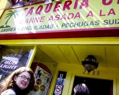 The Best Burrito in SF