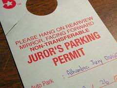 stupid jury service