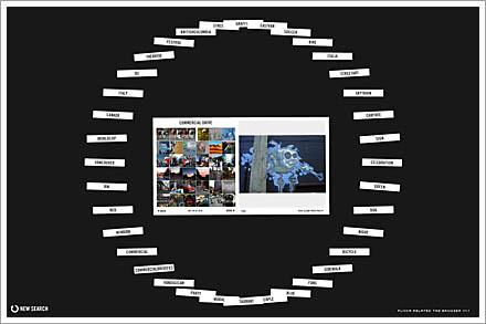 screenshot flickr tag browser