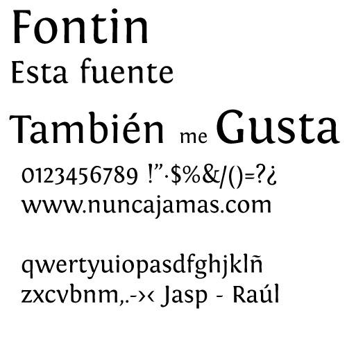 fontin-font