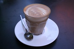 latte at anise