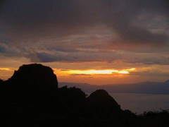 Mantalongon Sunset