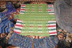 pals and knitting updates.... 003