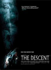 The Descent Movie Poster