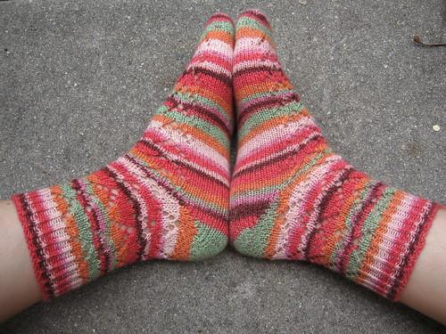 Clarissa Socks