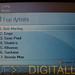 Rhapsody top charts on Sonos