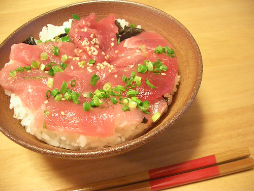 Let them eat tuna don