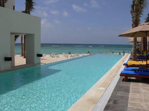 The 'Infinity' Pool