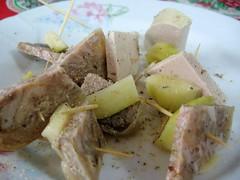 vietnamese hors d'œuvre- 越南菜