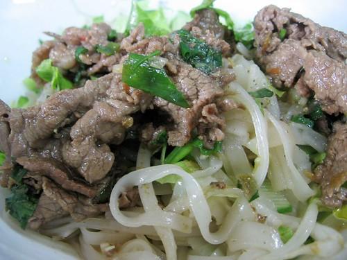 紅燒牛肉河粉- 越南菜