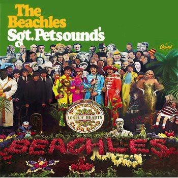 Meet the Beachles - Sgt. Pet Sounds