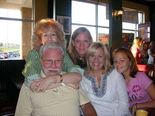 Bill, Sherre, Me, Jillain, Corinne