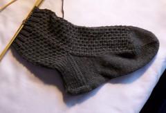 Snake Skin Socks