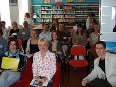 Art-Talkers meeting  in BC September, 9