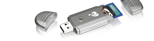 IOGear SD Univeresal Memory Drive (Pocket Card Reader)