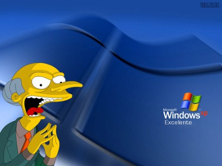 Sr. Burns XP