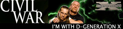 Civil War:  I'm With DX