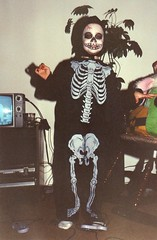 Chris Hallowe'en 1992