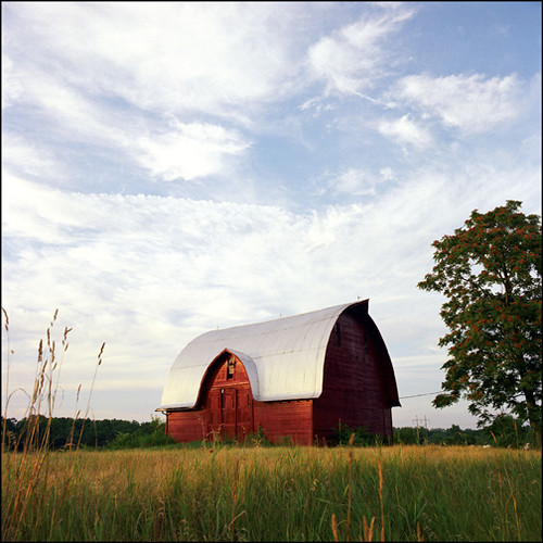Paw Paw Barn by Jeff Lamb
