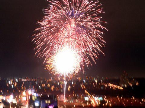 Merdeka Fireworks 1