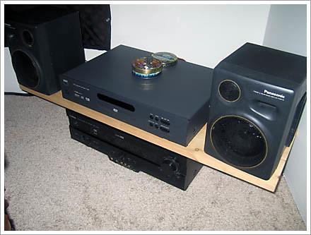 board stereo