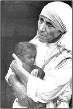 Mother Teresa (1910—1997)