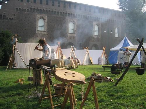 Celtic New Year at Castello Sforzesco